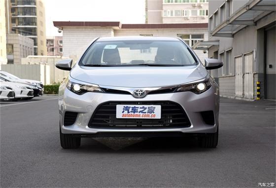 [张家口]雷凌提供试乘试驾 购车优惠1.8万元