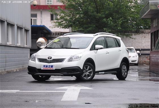 [张家口]逸致现车充足 购车最高优惠3万