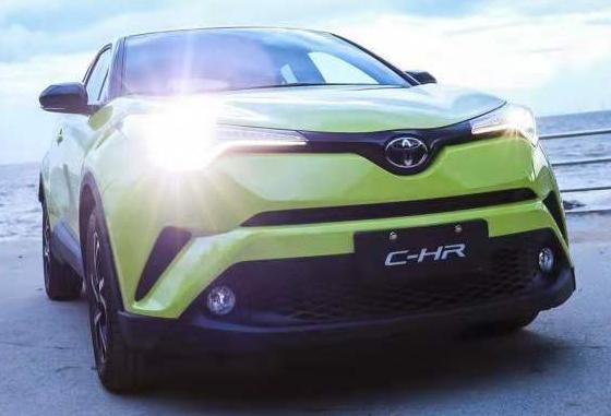 张家口兴和丰田C-HR优惠高达0.6万元