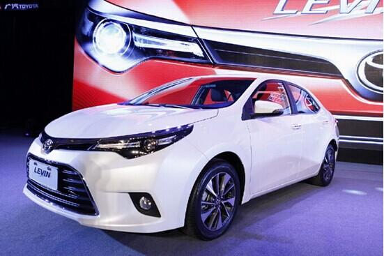 广汽丰田雷凌双擎新能源汽车试驾体验