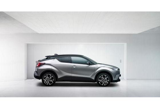豐田C-HR熱銷中 價格直降5000元