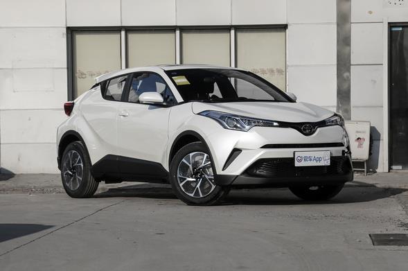 丰田C-HR优惠高达1万元