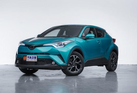 促豐田C-HR提供試乘試駕 購車優惠6000元