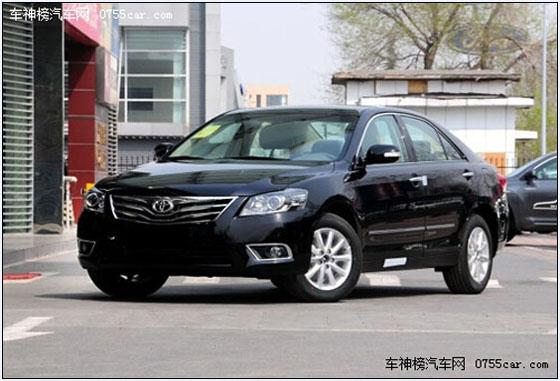 广汽丰田十周年经典版凯美瑞直降3万现金