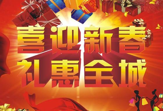 南京大政贺新春开门红团购专场!