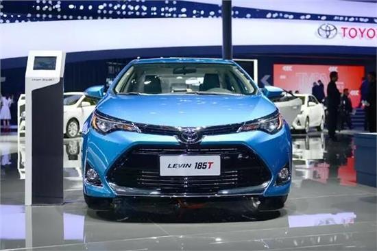 丰田雷凌中期改款车型 将于6月正式上市