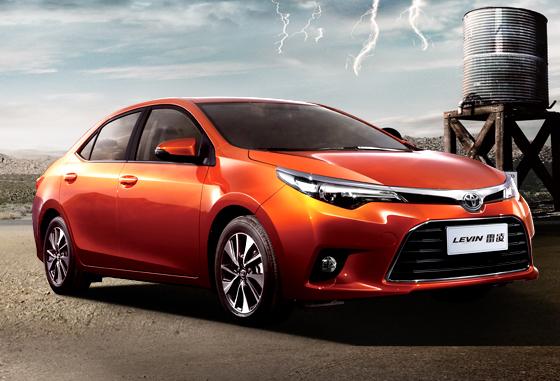 购车即享3000元补贴 低油耗雷凌刷新性价比