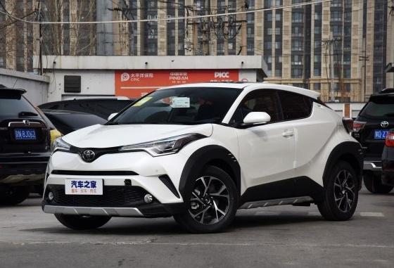 購豐田C-HR享5000元優惠 歡迎試乘試駕