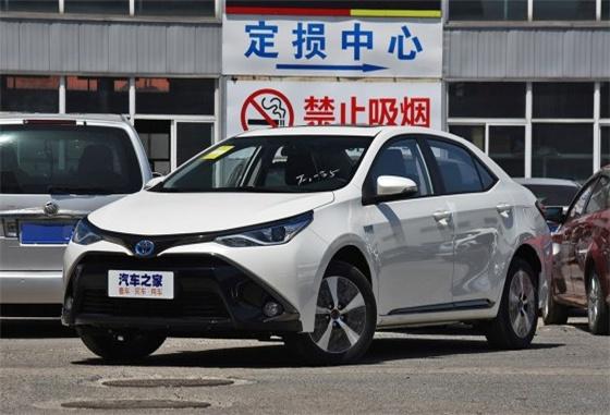 雷凌双擎E+平价销售中 售价20.38万起