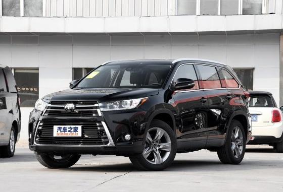 汉兰达平价销售23.98万起 可试乘试驾