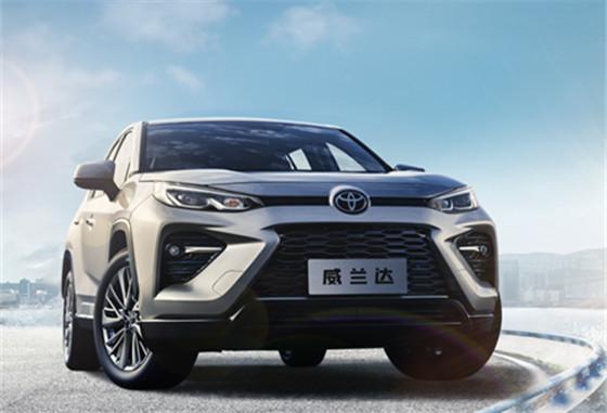 全新TNGA中型SUV 威兰达 全面接受预订