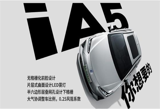 广汽丰田iA5优惠高达8000元