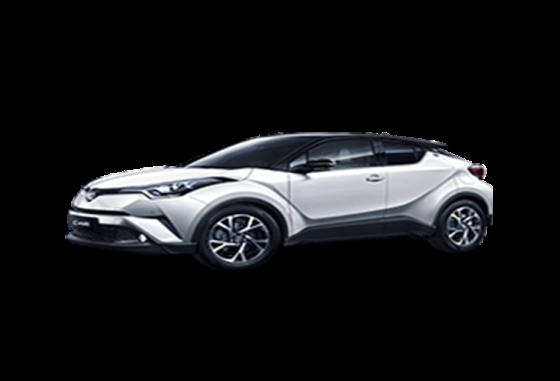 丰田C-HR让利高达5000元 欢迎垂询