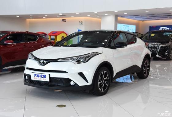 丰田C-HR平价销售14.48万起 欢迎垂询