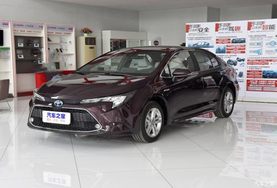 丰田全新雷凌欢迎到店试乘试驾,售价11.58万元起
