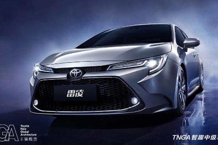 亳州远景丰田雷凌双擎E+可试乘试驾 购车优惠1.2万