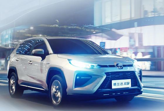 全新中型SUV威兰达17.18万起,预定有礼!