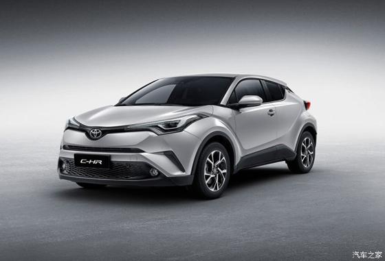 丰田C-HR欢迎垂询 购车优惠1.2万