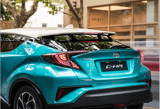 豐田C-HR歡迎到店垂詢 售價14.48萬元起
