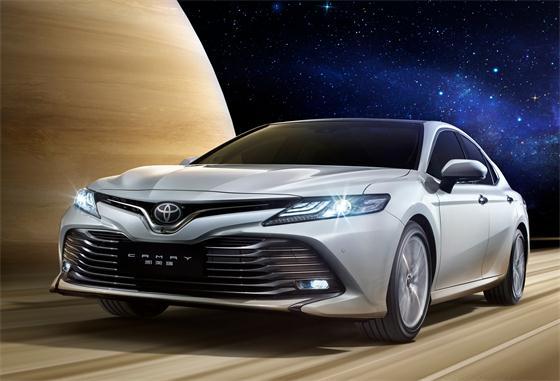 泰安瑞亿广汽丰田全新第八代凯美瑞全面接受预定