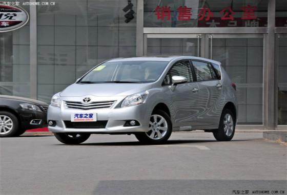 广丰逸致现车充足 最高优惠1.8万元