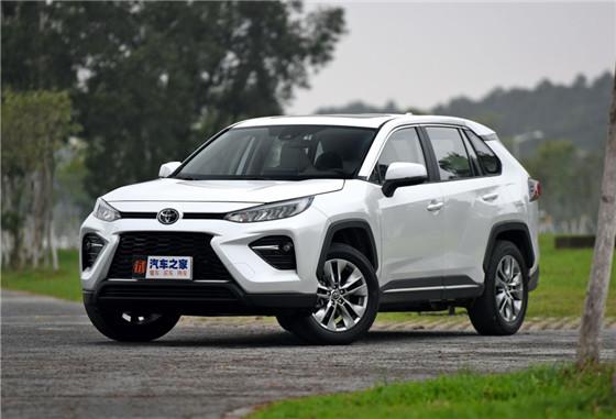 广汽丰田威兰达售价17.18万-24.18万强势来袭