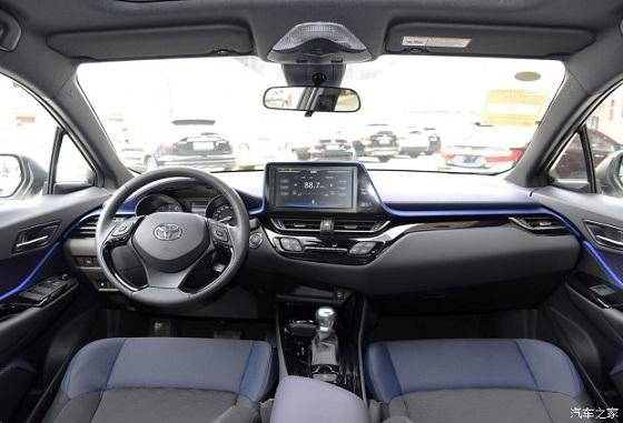 丰田C-HR售价13.58万起 欢迎到店垂询
