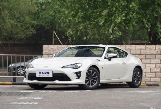 丰田86平价销售27.78万起 欢迎到店垂询