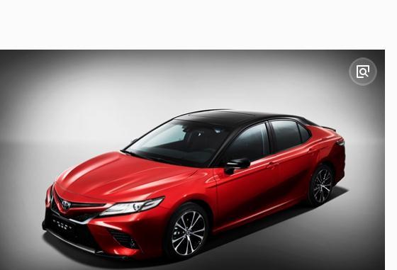 广汽丰田全新第八代凯美瑞正接受预定中,先订先得
