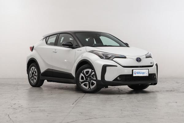 豐田C-HR EV促銷優惠2萬 可試乘試駕
