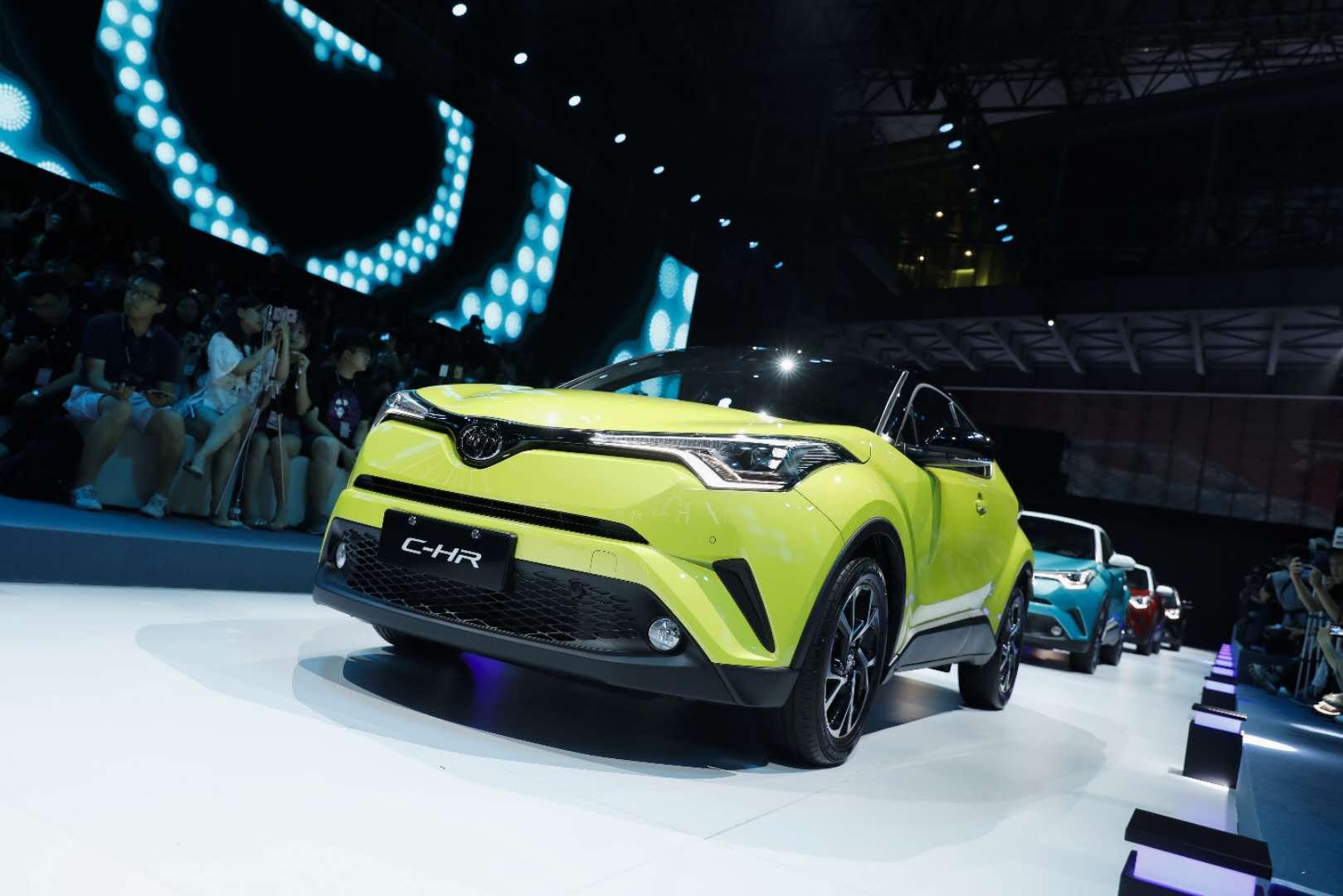 购丰田C-HR EV让利2万 欢迎垂询