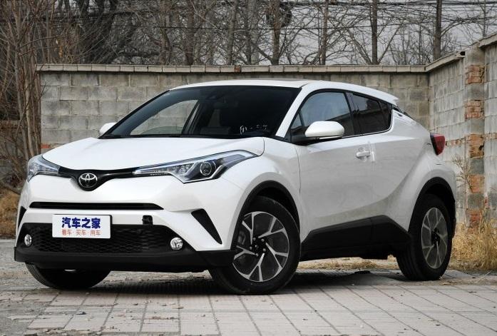 丰田C-HR热销中 让利高达8000元