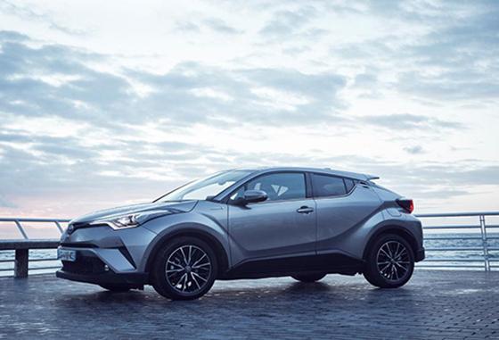全方位越级 丰田C-HR重新定义小型SUV