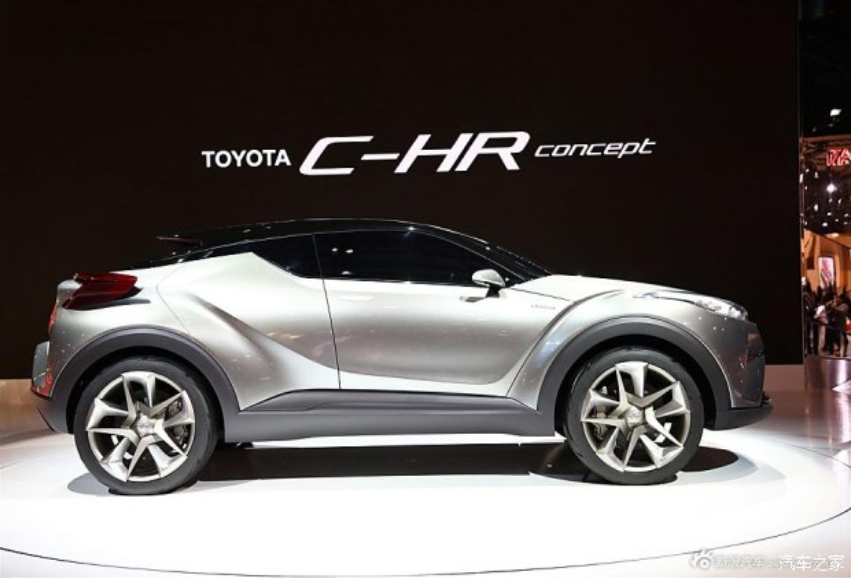 丰田C-HR限时优惠高达1万 欢迎垂询