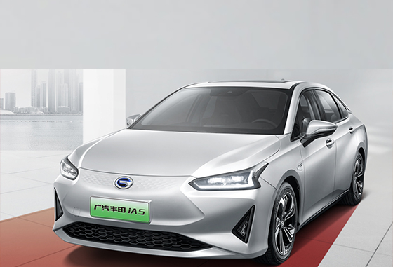 株洲丰田长运店首款纯电轿车iA5上市接受预定