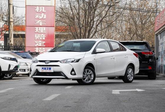 YARiS L 致享热销中 购车降9000元