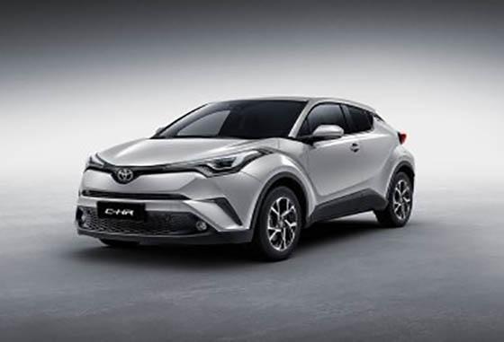 丰田C-HR EV平价销售中 售价22.58万起