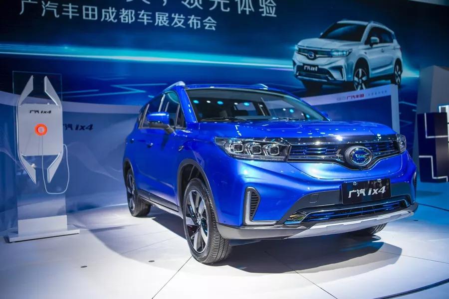 广汽ix4平价销售21.48万起 欢迎垂询