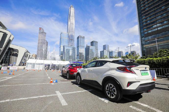#CHR-EV來電#高品質純電SUV實車已到店