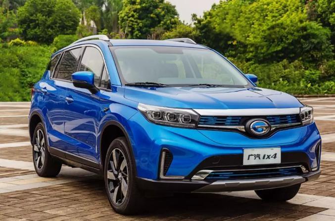 广汽ix4国家补贴3.4万 现车充足