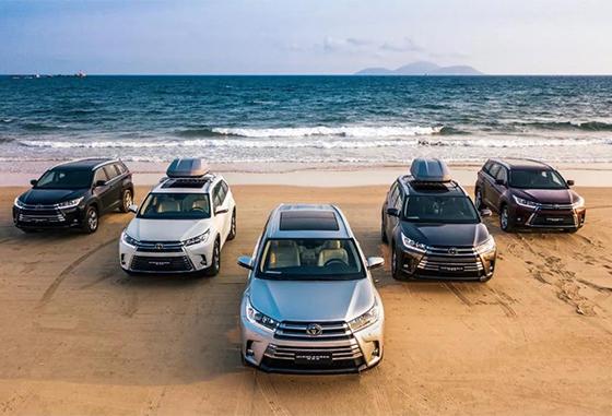 全新汉兰达少量现车销售 欢迎到店抢购