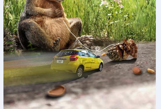 老司机教你如何快速判断车距?五分钟就能学会!