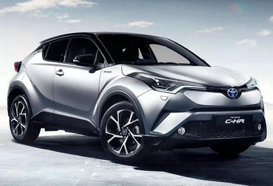 日本市场销量第一的SUV即将国产!现在攒钱估计还来得及!