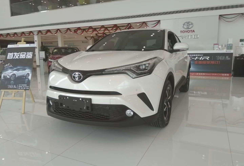C-HR一万元购车季 享3年0利率