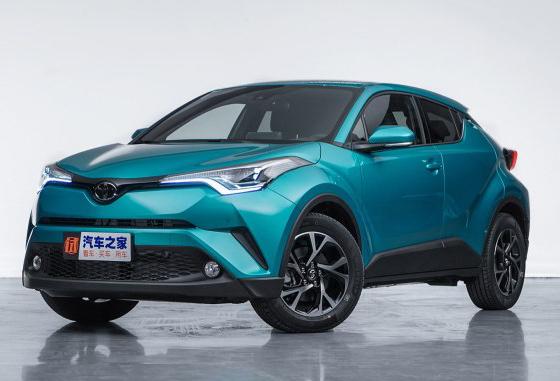 丰田全新小型SUV C-HR,会讨人喜欢吗