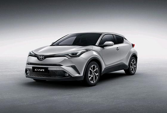 丰田C-HR让利高达8000元 欢迎垂询