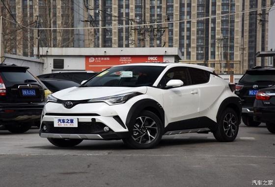 丰田C-HR热销中 让利高达1.5万元